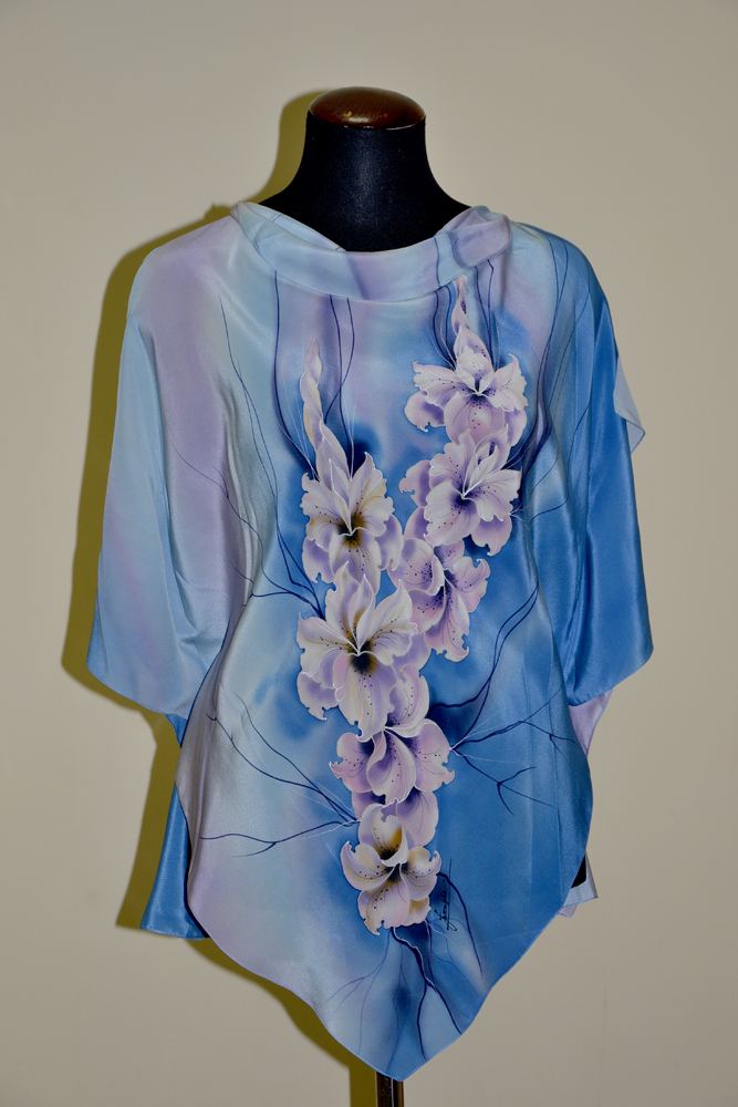 Блузку Из Платков